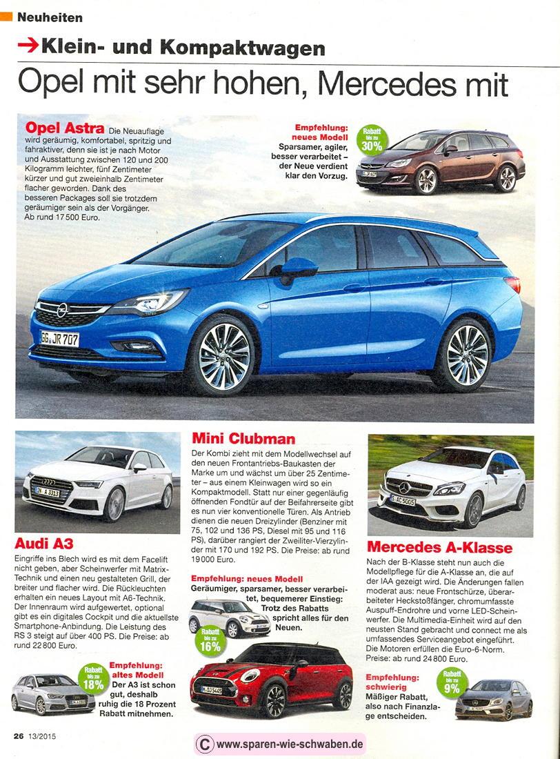 ▷ Abo & Prämie ▷ Testbericht Zeitschrift & Abo auto motor und sport