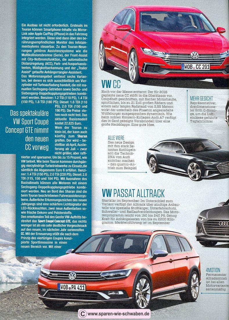 ▷ Abo & Prämie ▷ Testbericht Zeitschrift & Abo Auto Zeitung