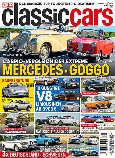 Auto Zeitung Classic Cars Abo Bis Pramie Im Vergl