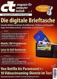 Zeitschriften Abo Prämie Tablet : ct abo bis 40 pr mie 18 rabatt im abo vergleich ~ Watch28wear.com Haus und Dekorationen