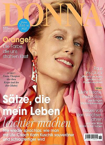 Brigitte Geschenkabo donna abo bis 40 prämie 5 rabatt im abo vergleich
