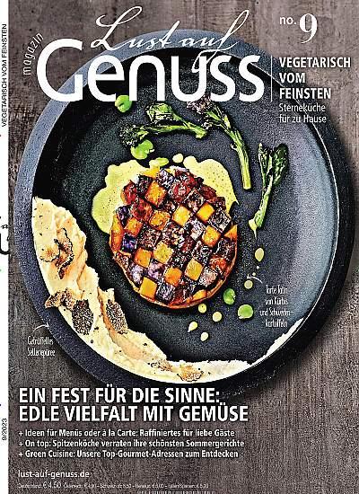 Genuss Kochzeitschrift lust auf genuss abo vergleich bis 20 prämie 10 rabatt