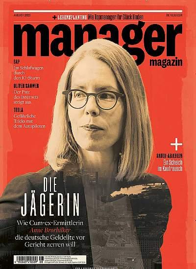 Magazin Abo manager magazin abo vergleich bis 70 prämie 5 rabatt