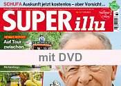 Super Illu mit DVD