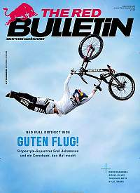 Abo The Red Bulletin Deutschland